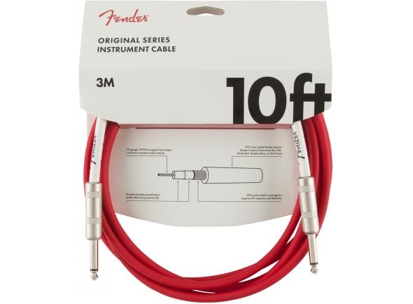 Cabo para Instrumento  Fender Original Cable FR Jack 3m
