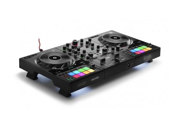 Controladores DJ Hercules DJ Control Inpulse 500