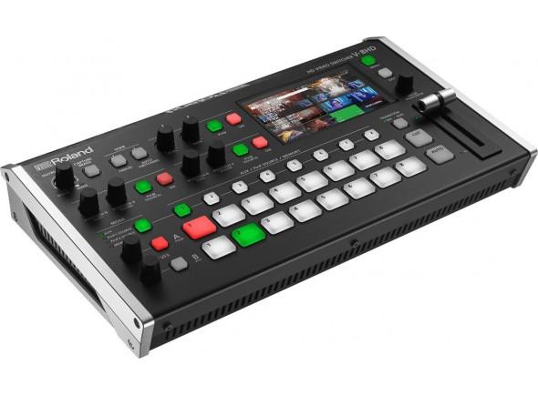 Mesa de Edição de Vídeo Roland V-8HD Mesa de Video HD com 8 Canais