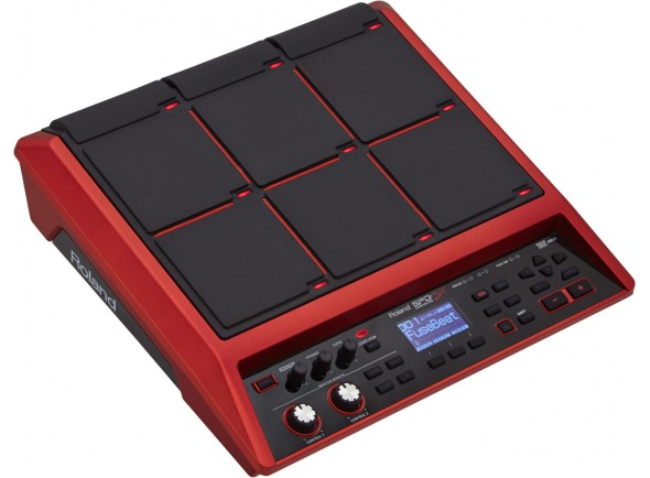 Pads de Sampling e Percussão Roland SPD-SX SE Special Edition Sampling Pad 16GB
