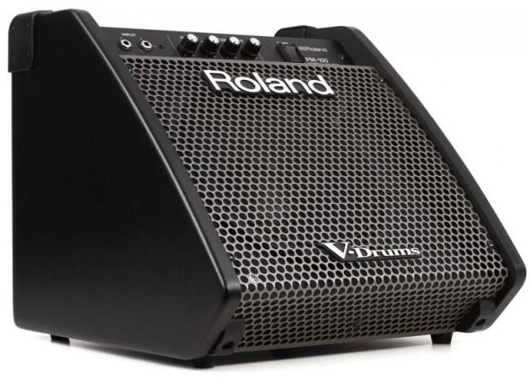 Monotorização para baterias Roland PM-100 Monitor Amplificado 80W para Bateria