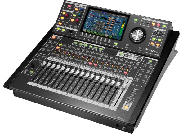 Mesas de mistura digitais Roland M-300 Mesa Mistura Digital 32-Canais