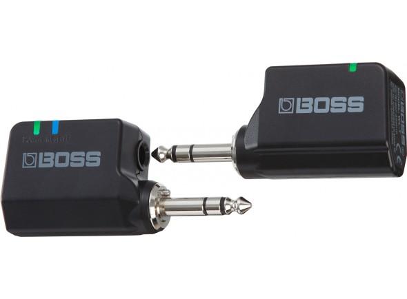 Sistemas sem fio para guitarra e baixo BOSS WL-20 Wireless System
