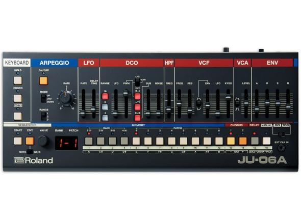 Sintetizadores Roland JU-06A Synthsizer BOUTIQUE
