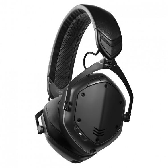 Auscultadores sem fio V-MODA Crossfade 2 Wireless CODEX Edition Black Matte