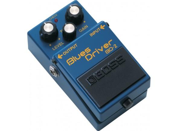 Pedal de distorção BOSS BD-2 Blues Driver