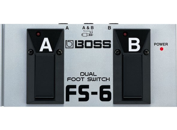 BOSS FS-6 Pedal Dual Footswitch