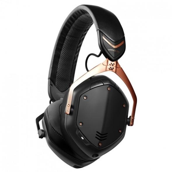 Auscultadores sem fio V-MODA Crossfade 2 Wireless CODEX Edition Rose Gold