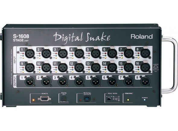 Roland S-1608 Digital Snake 16 IN / 8 OUT