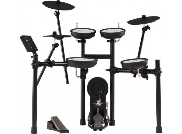Conjuntos de bateria eletrónica Roland TD-07KV E-Drum Mesh Head Kit