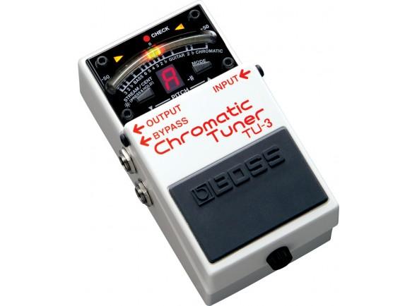 Afinadores de pedal BOSS TU-3 Pedal Afinador Premium