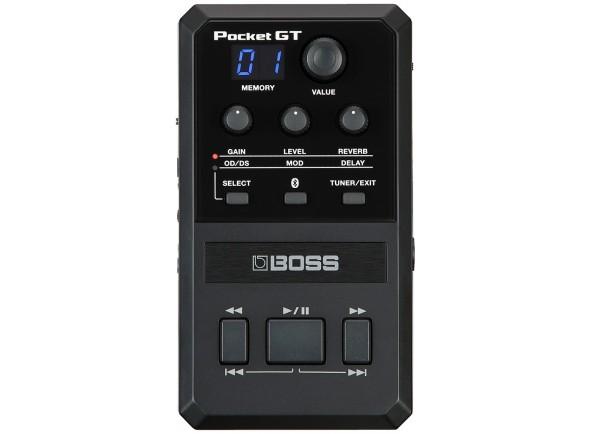 BOSS POCKET-GT Processador Multi-Efeitos
