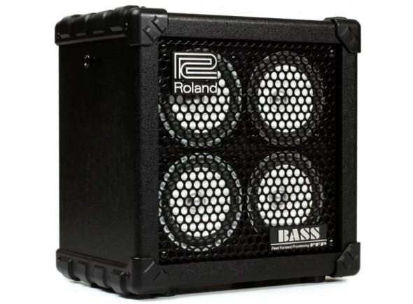 Combos de Baixo de Modulação Roland MICRO CUBE BASS RX Combo para Baixo
