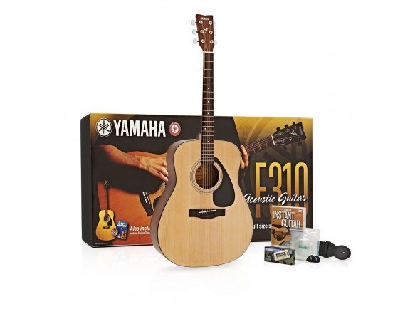 Guitarras Dreadnought Yamaha F310P2 Guitar Pack - NT B-Stock