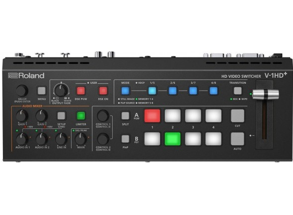 Mesa de Edição de Vídeo Roland V-1HD+ Video Switcher HD