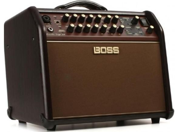 Amplificadores de Guitarra Acústica BOSS ACS Acoustic Singer LIVE 60W