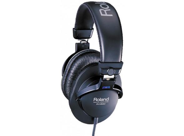 Auscultadores de estúdio Roland RH-200 Auscultadores de Estúdio Premium