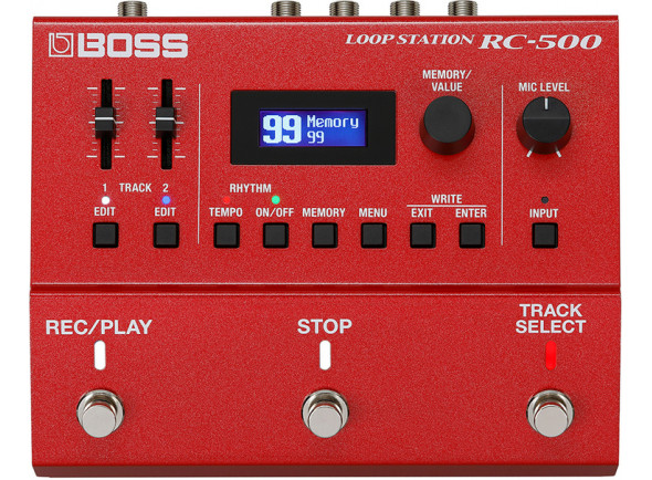 Looper BOSS RC-500 Loop Station
