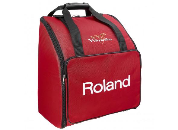 Acordeão Roland BAG-FR-1 Saco Transporte para Roland FR-1X / Roland FR-1XB / Concertina Roland FR-18