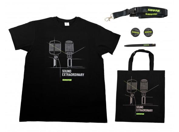 T-shirts Shure Brindes