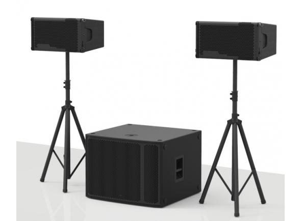 Conjuntos completos PA Acústica TRIA 1