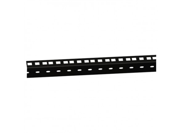 Adam Hall 61535B12 Rack Strip 12U blk