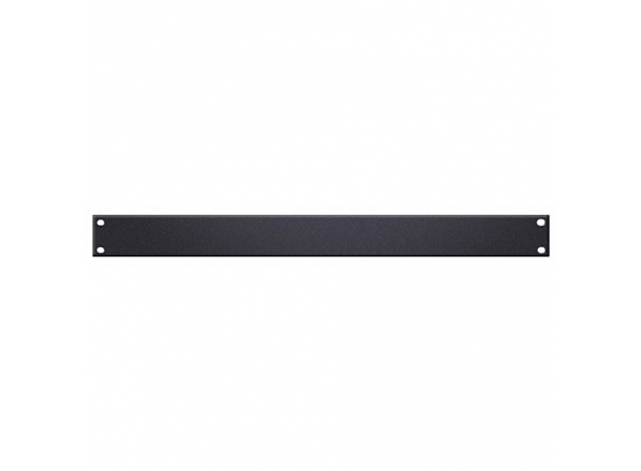 Adam hall 87221STL U-Rack Panel 1U