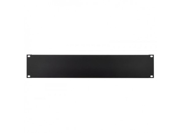 Adam Hall 87222 Rack Panel 2U Alu