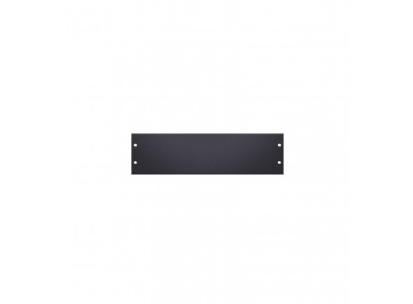 Adam Hall 87224 Rack Panel 4U Alu