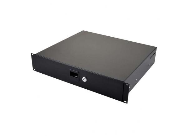 Adam hall 87402E Rack Drawer 2U