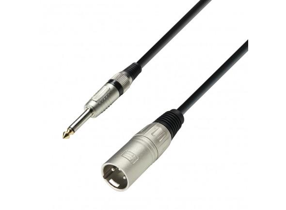 Cabos XLR / Microfone Adam hall K3MMP0100 B-Stock