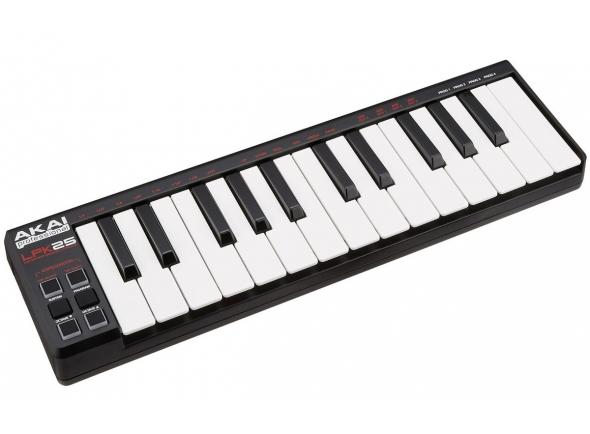 Teclados MIDI Controladores Akai LPK 25