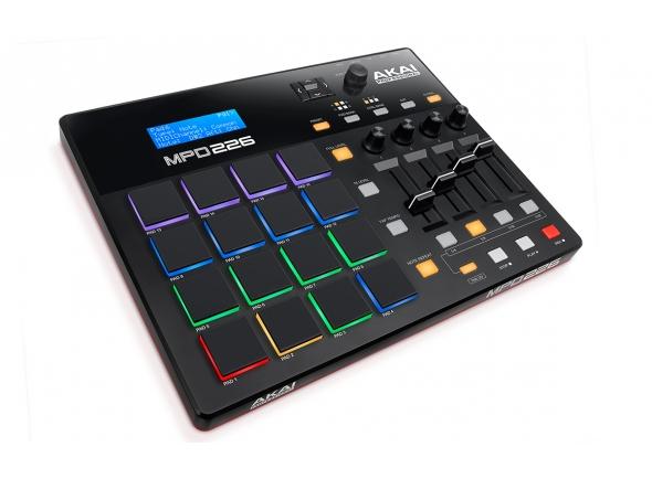 Controladores DJ Akai MPD 226