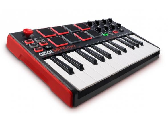 Teclados MIDI Controladores Akai MPK mini Mk2 B-Stock