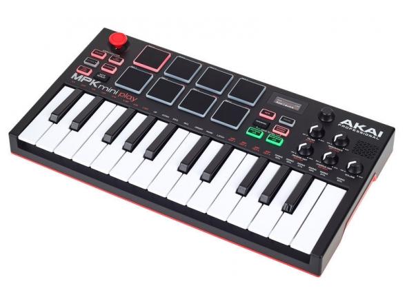 Teclados MIDI Controladores Akai MPK miniplay