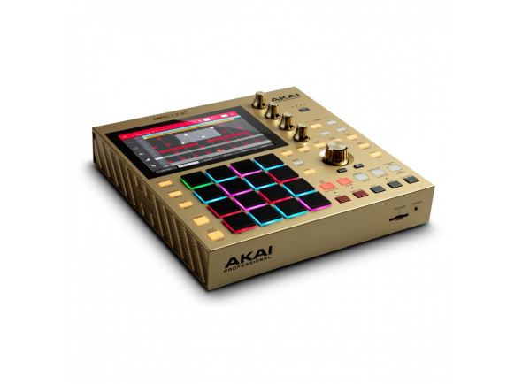 Sequenciadores de ritmos Akai Professional MPC One Gold Edition