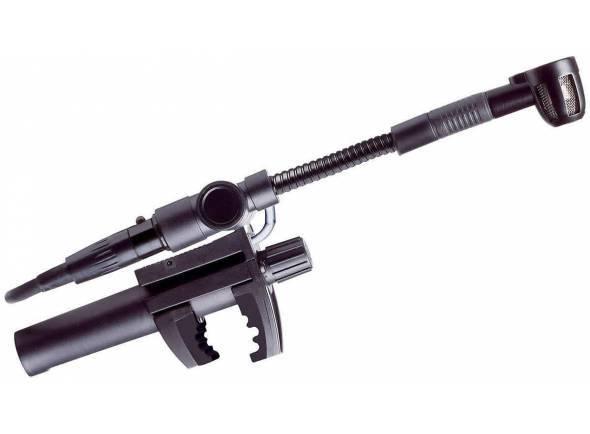 AKG C 518 M  Microfone para bateriaAKG C 518 M - Condensador clipe de microfone - Cardióide - 60-20,000 Hz