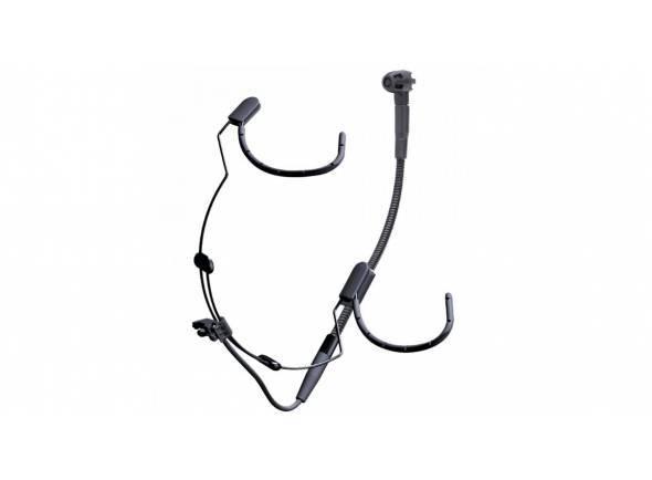 AKG C 520   Microfone de cabeçaAKG C 520 - Condensador de fone de ouvido - Com microfone padrão cardióide polar - Resposta de frequência : 60Hz - 20kHz