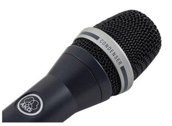 AKG C-5  Microfone condensadorAKG C-5 -Condensador Vocal Microphone - Cardióide - 65Hz - 20kHz - 145 dB SPL max
