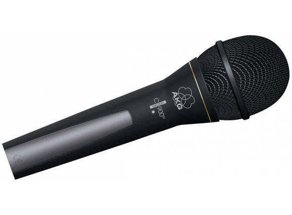 AKG C900M  Microfone condensador AKG C900M - Polar pattern: Cardioid - Frequency range 20 —20.000 Hz - Impedance <= 200 Ohms