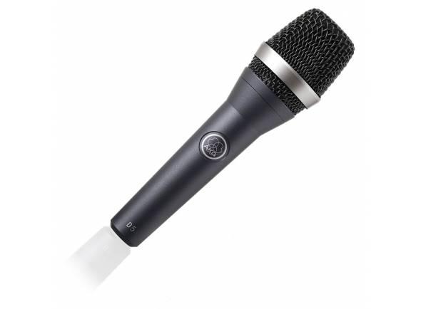 AKG D5   Microfone dinâmico AKG D5
