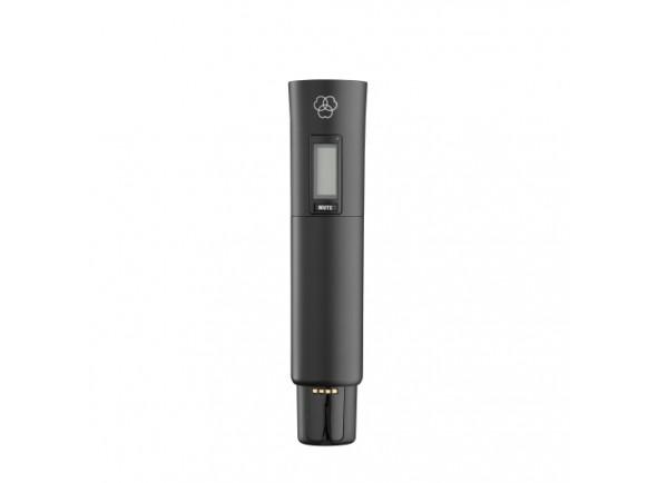 AKG DHT800  Acessório para MicrofoneAKG DHT800 - Transmissor digital portátil em habitação metall sem cápsula - Até 50 mW de potência HF - Até 8 horas de Bateria - Conexão por infravermelho