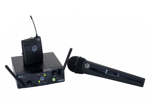 AKG WMS40 Mini Dual Vocal/Instrumental 