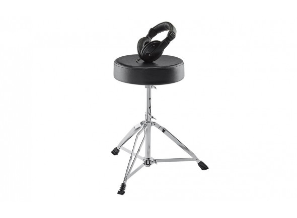 Acessório diversos para baterias acústicas Alesis  Drum Essentials Bundle