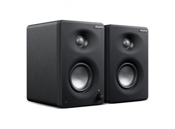 Monitores de estúdio activos Alesis M1 Active 330 USB