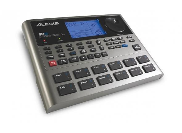 Sequenciadores de ritmos Alesis SR18