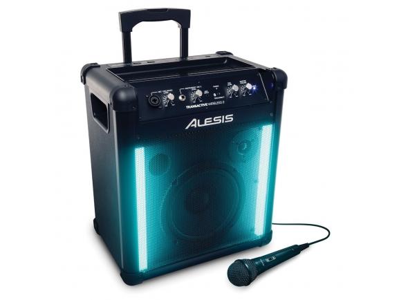 Alesis TransActive Wireless 2 Portable PA System
