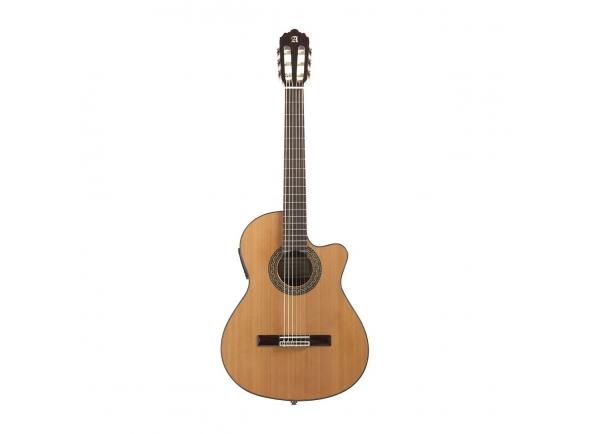Guitarras clássicas eletrificadas Alhambra 3 C-CW-E1