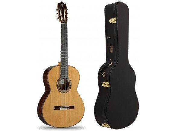 Guitarra Clássica Alhambra 4P Pack