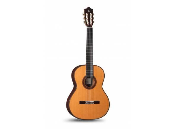 Guitarra Clássica Alhambra 7 P Classic